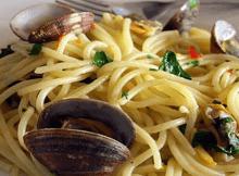 clams spaghetti vongole