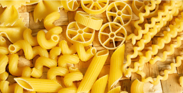 Types of Pasta - Name These Pasta Shapes